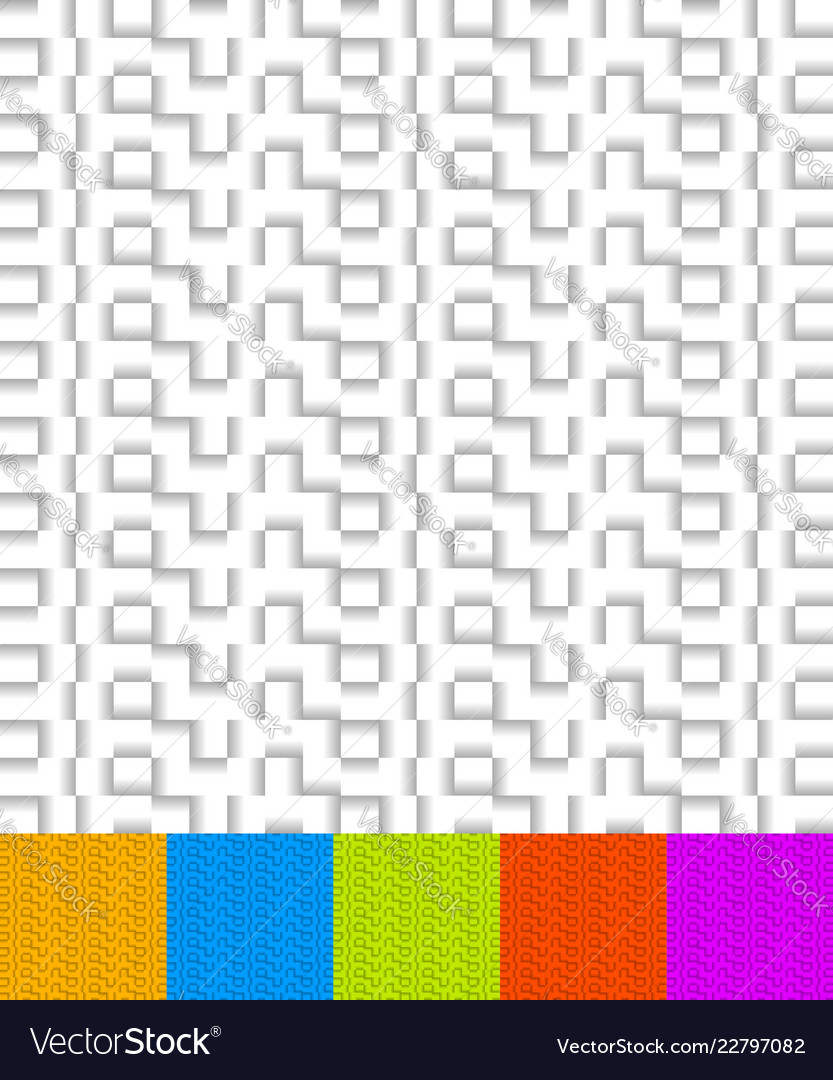 Repeatable patterns backgrounds with randomly