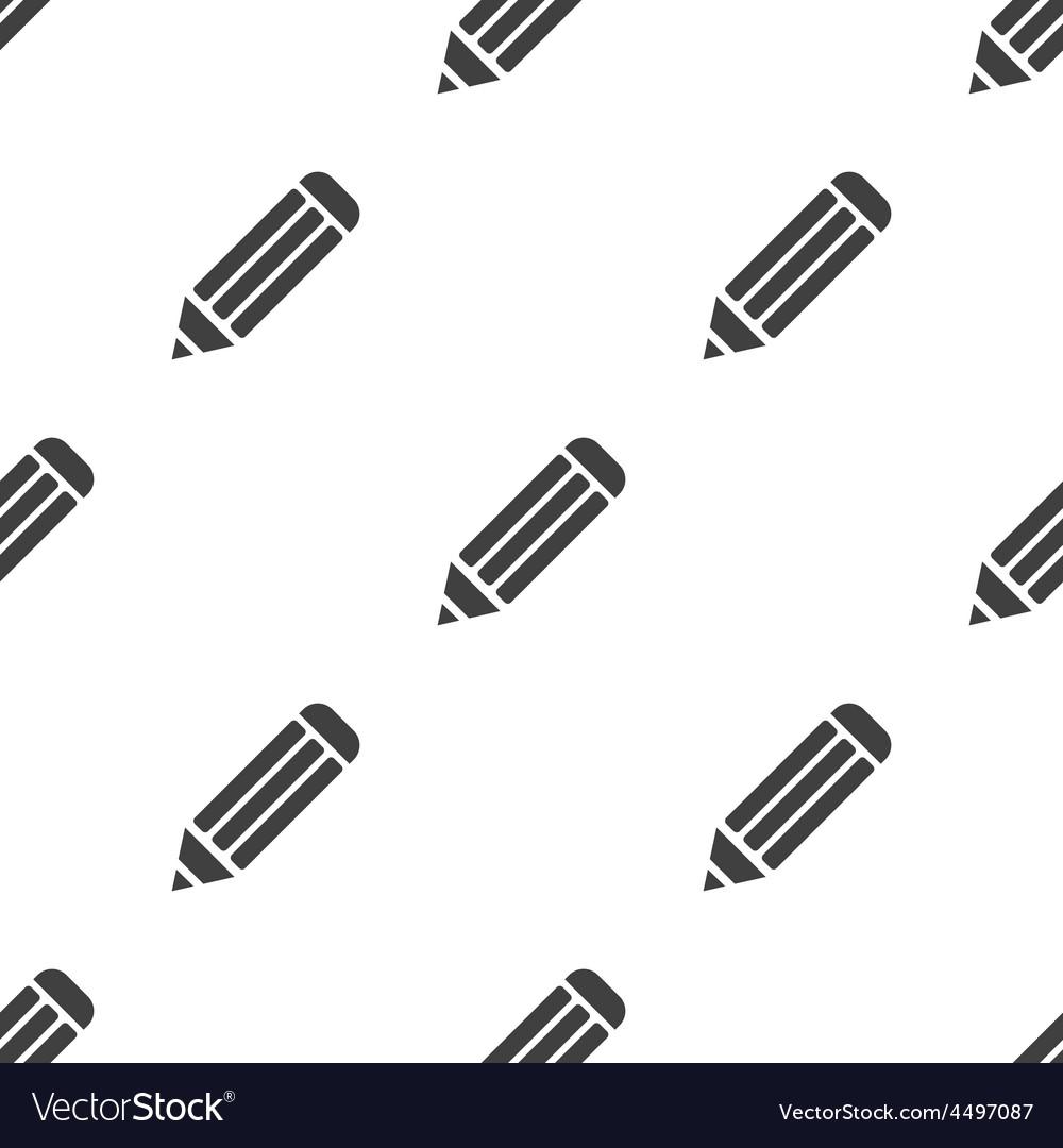 Pencil seamless pattern