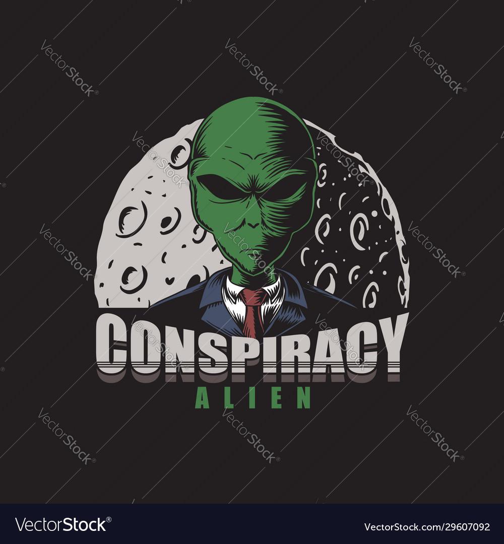 Conspiracy alien