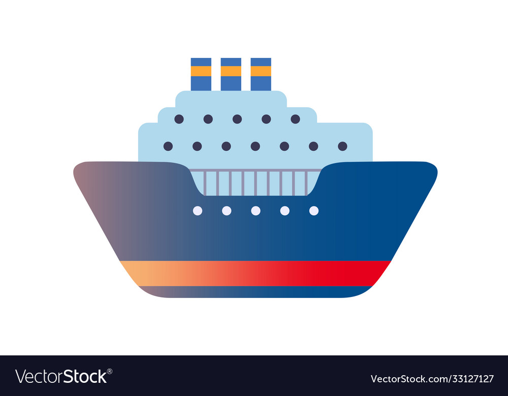 Sea travel transport