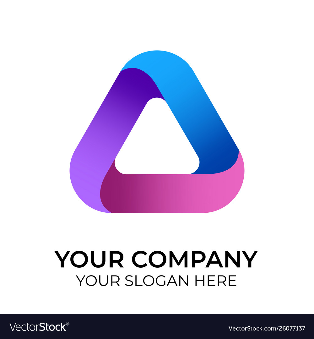 Business logo with minimalist concept template