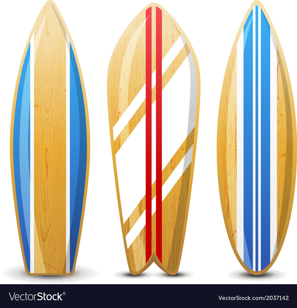 Surfs with geometry