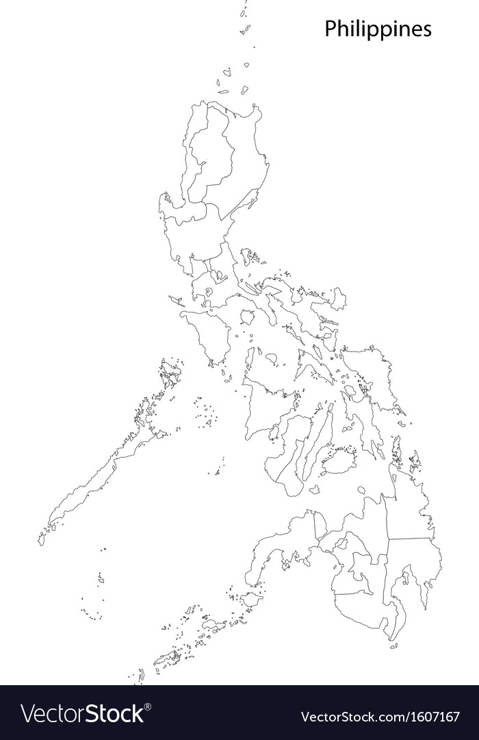 Image of: Philippine Map With Province Detail Vector Images 41
