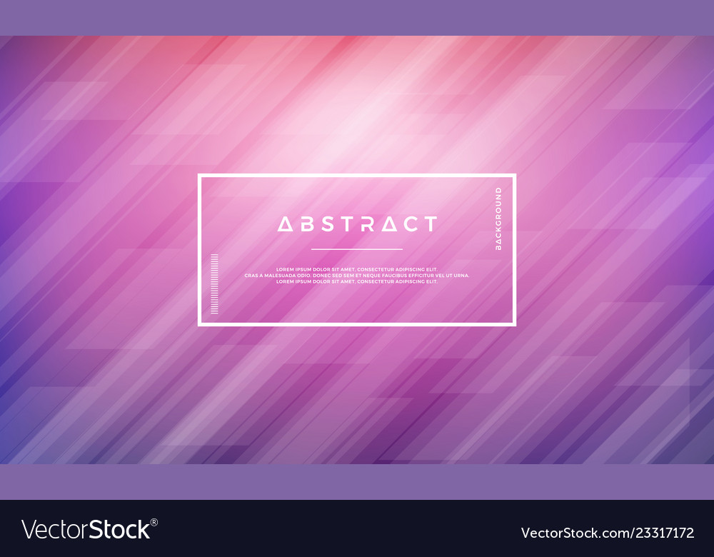 Abstract modern creative geometric background