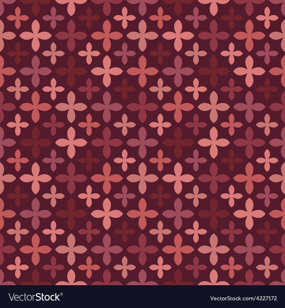Fashion marsala seamless pattern Endless