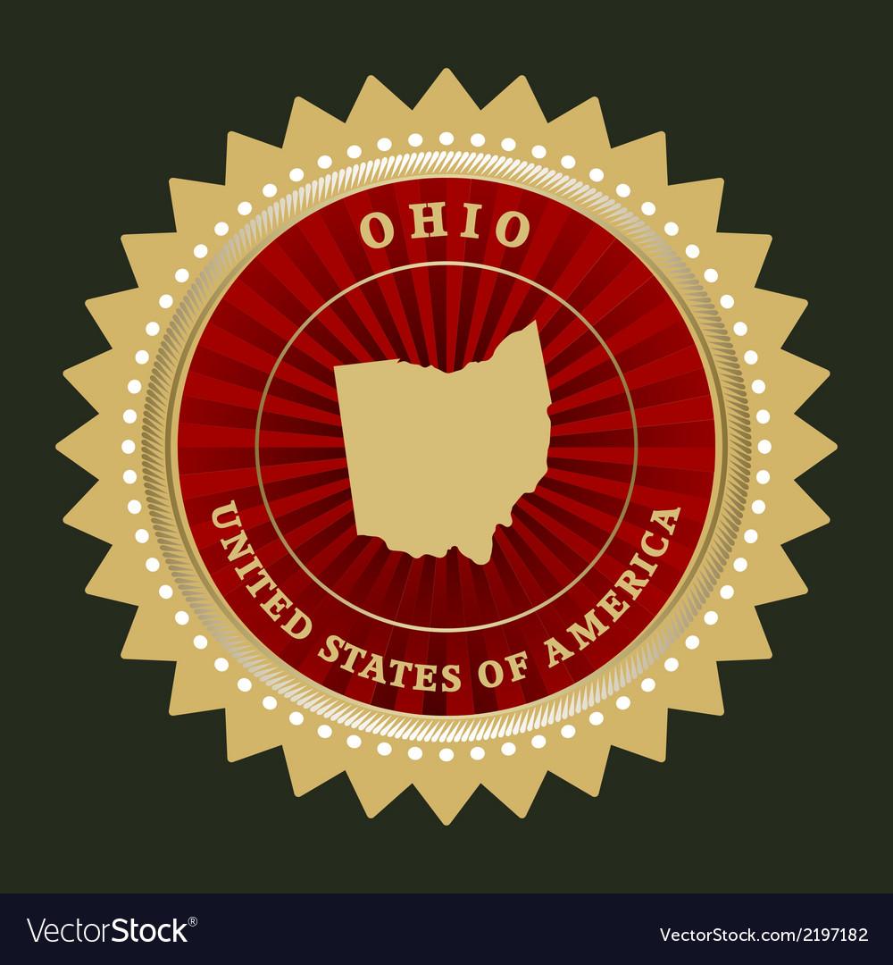 Star label Ohio