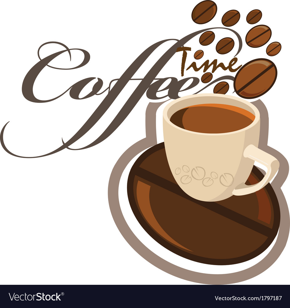COFFE 2 new 1 vector image