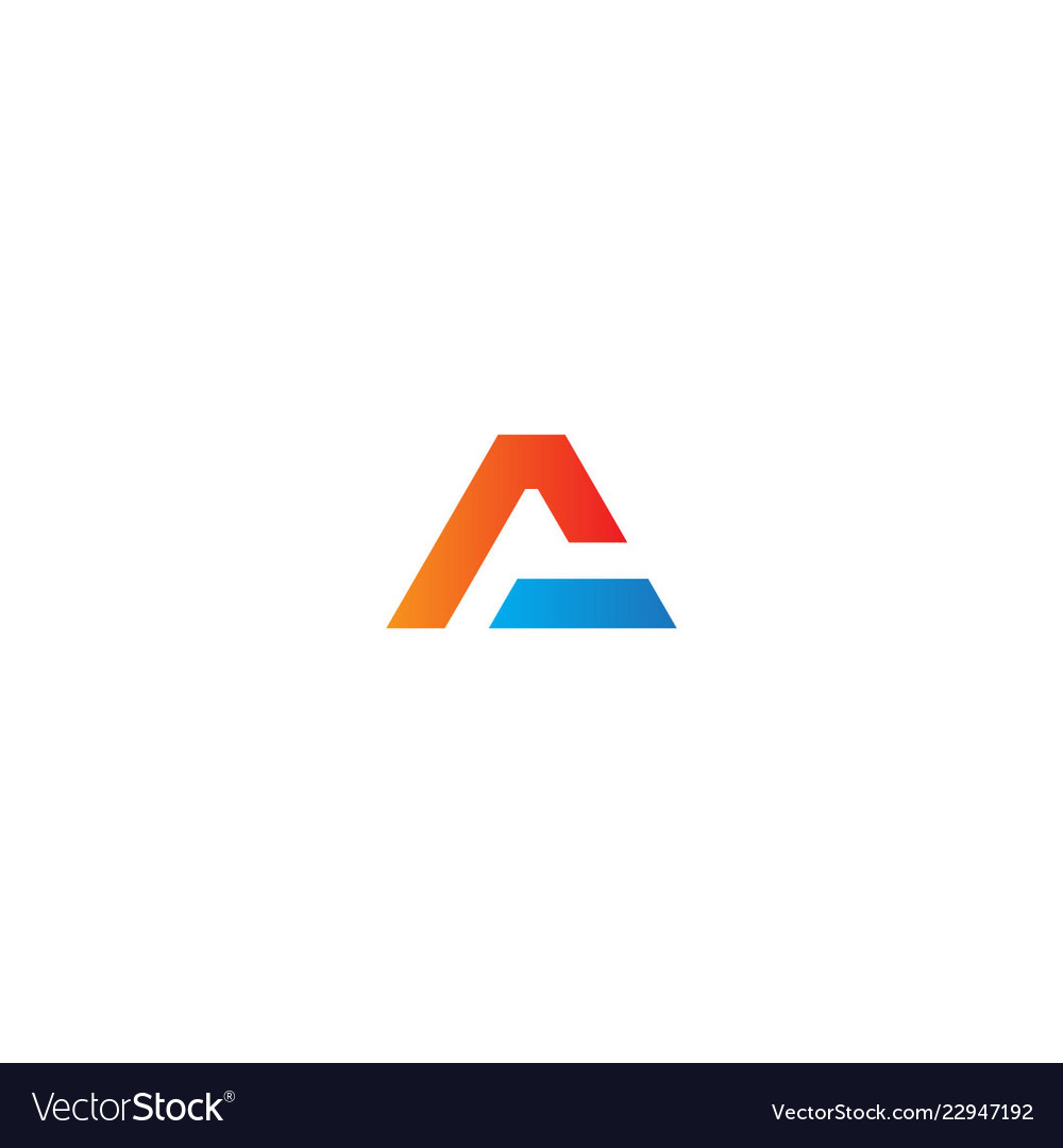 Shape a initial logo