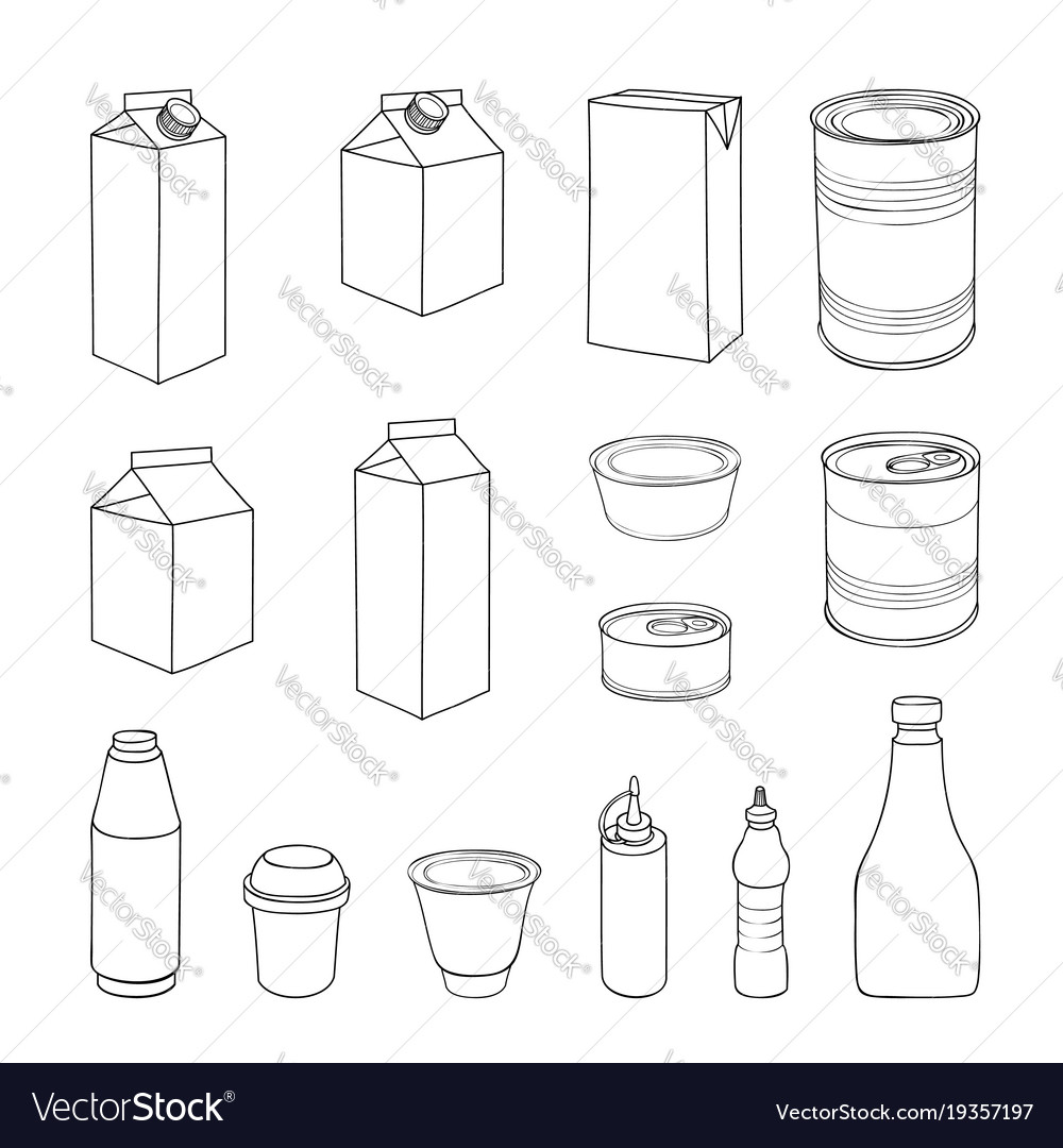 food packaging template hola klonec co