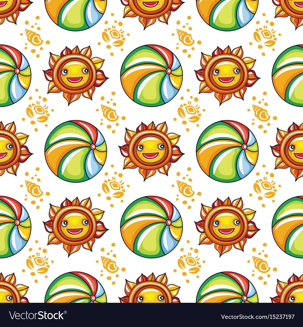 Summer pattern series