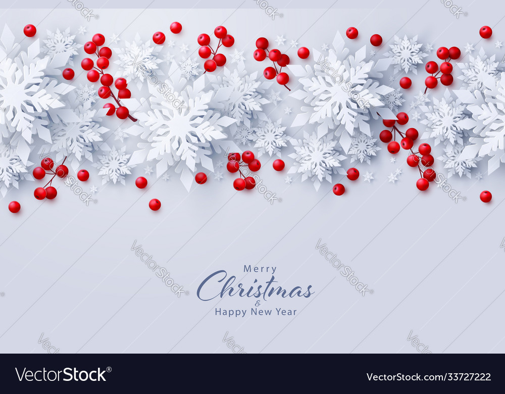 Merry christmas and new year background