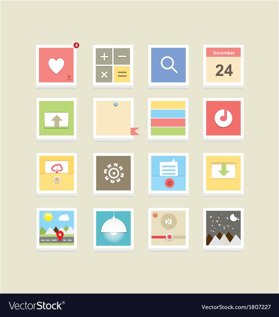 Web icons 24