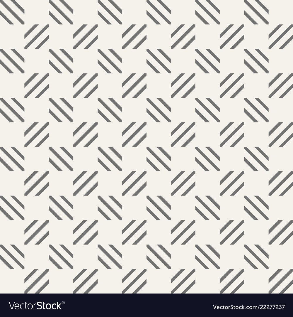 Pattern with diagonal lines