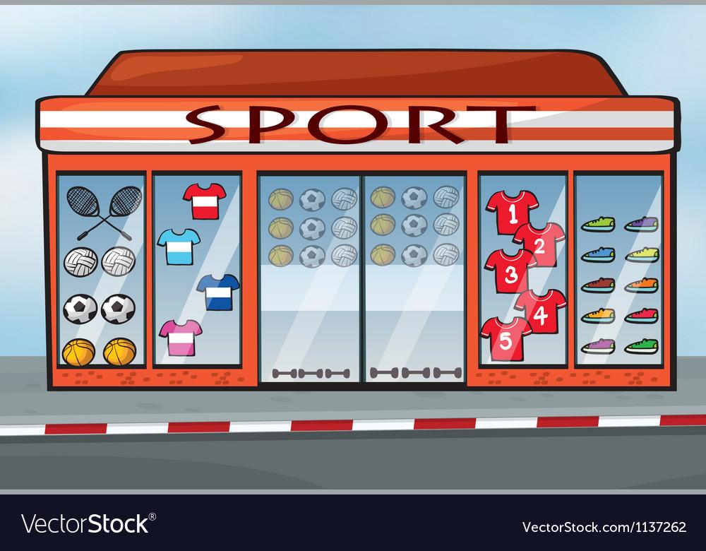 Картинки витрин магазинов для детей