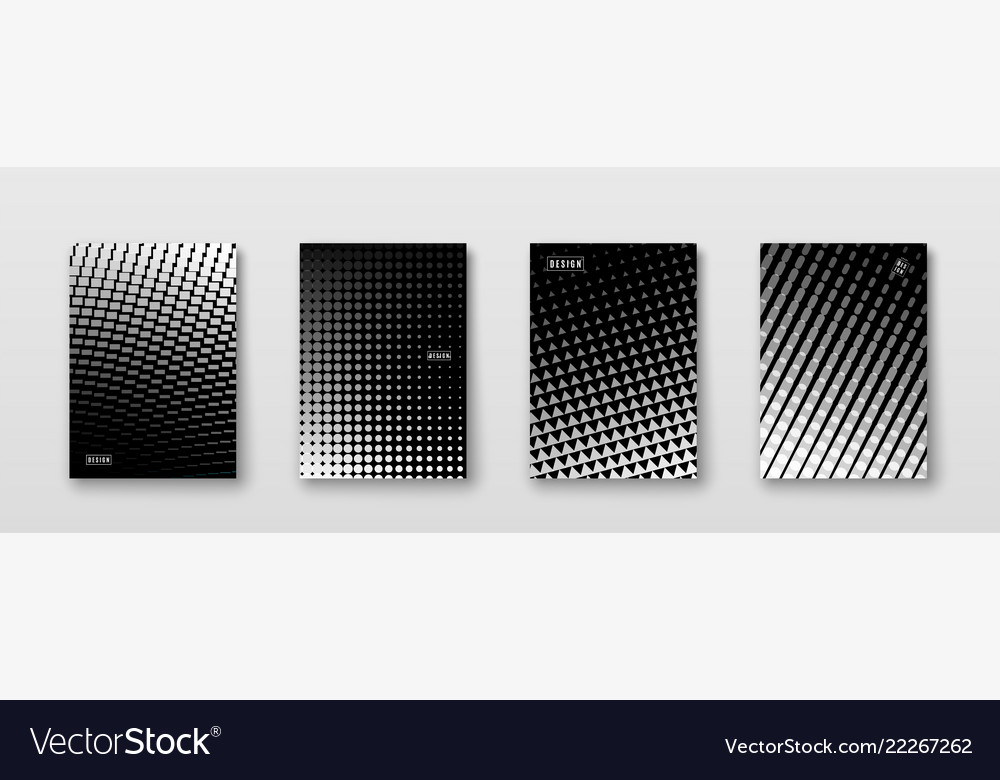 Abstract background with black white grey