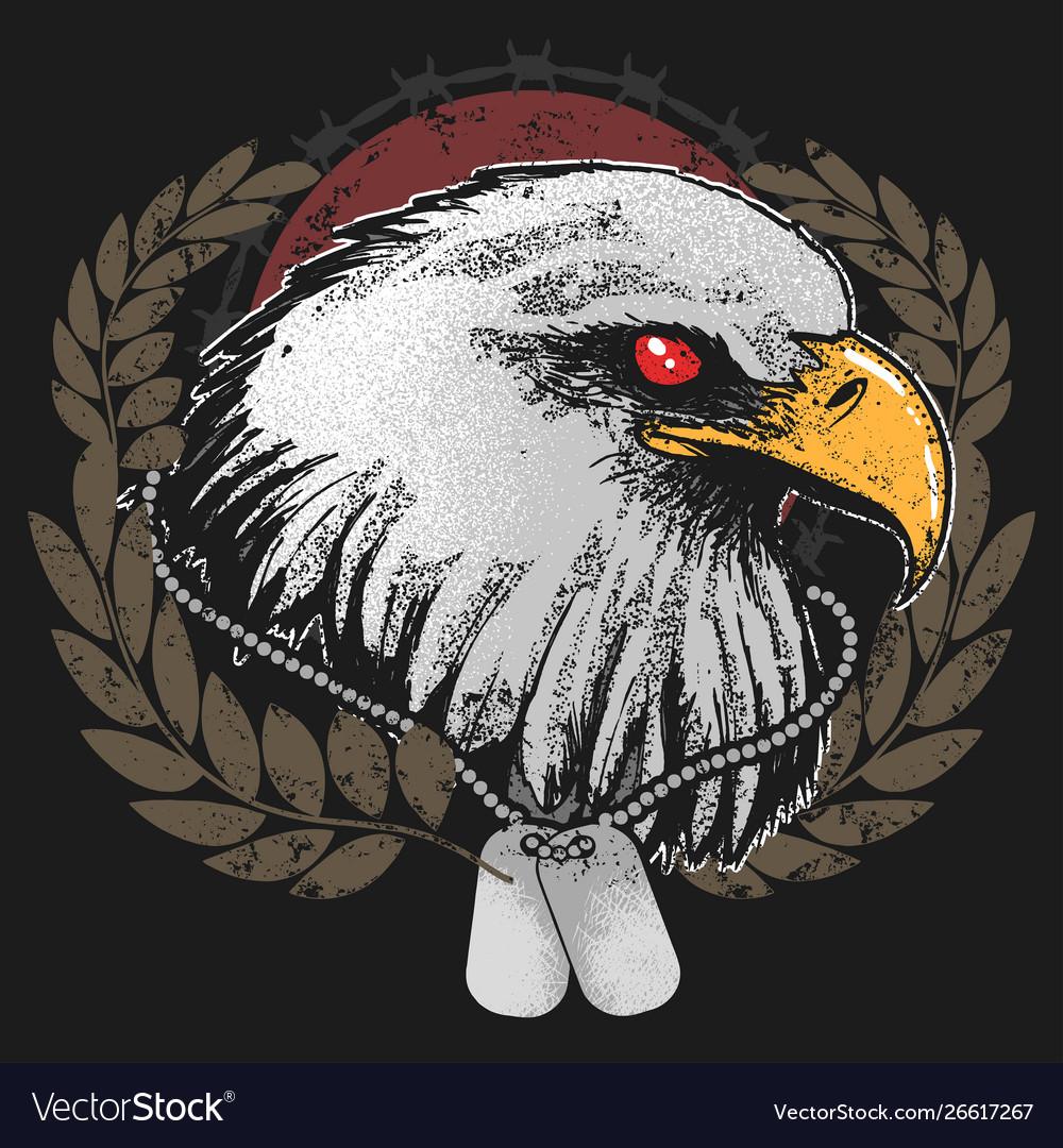 Eagle usa element