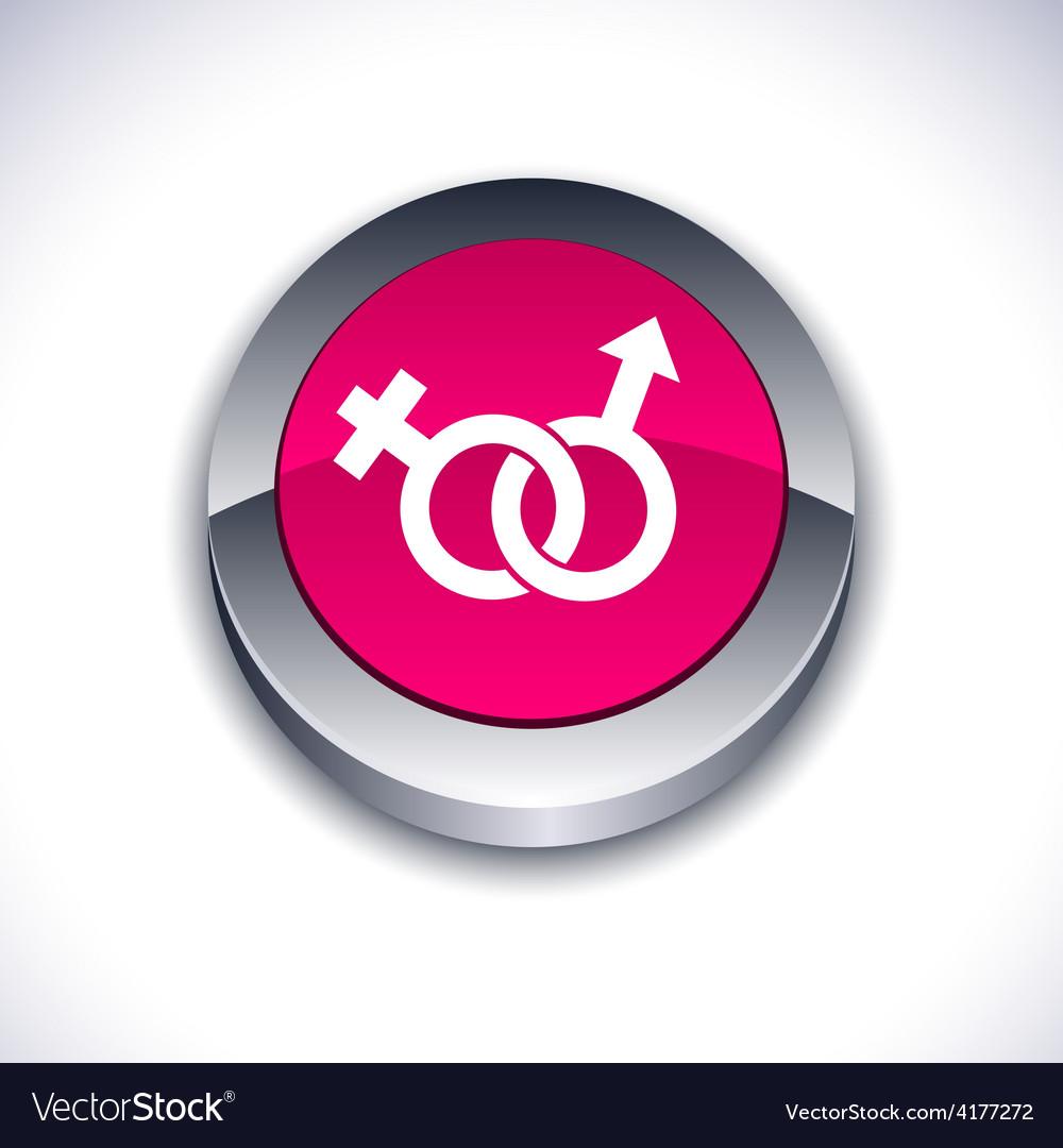Sex 3d button