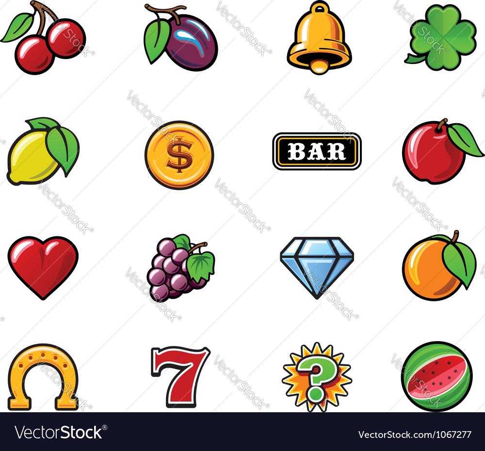 Slot machine symbols gambling for sports