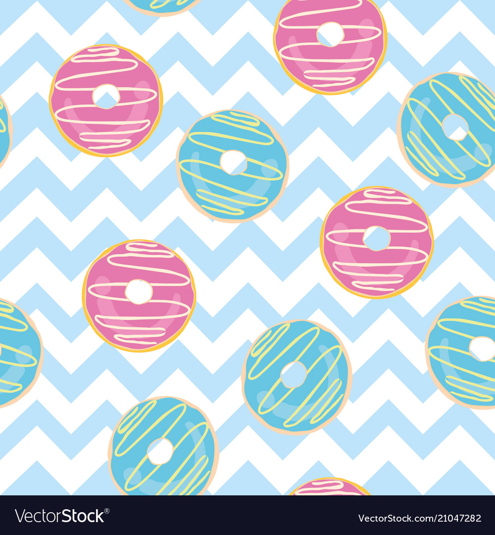 Donut isolated on white background donut icon in