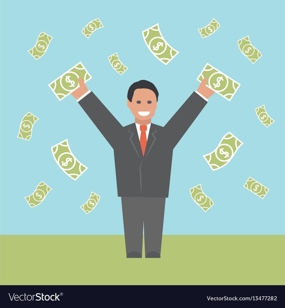 Profit concept business
