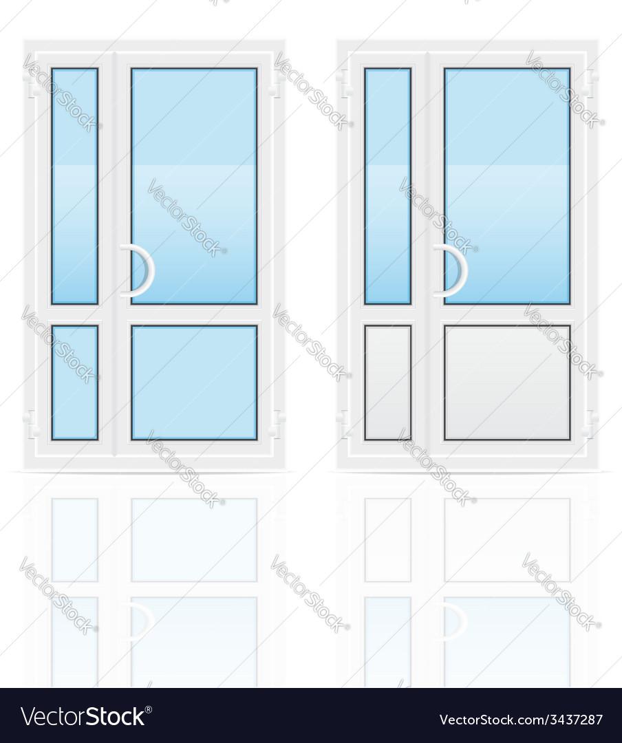 Plastic doors 02