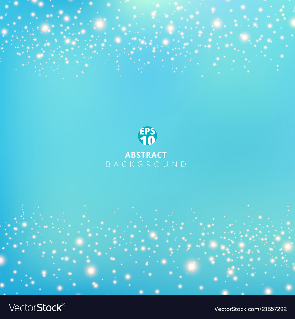 Abstract blue blurred background with beauty