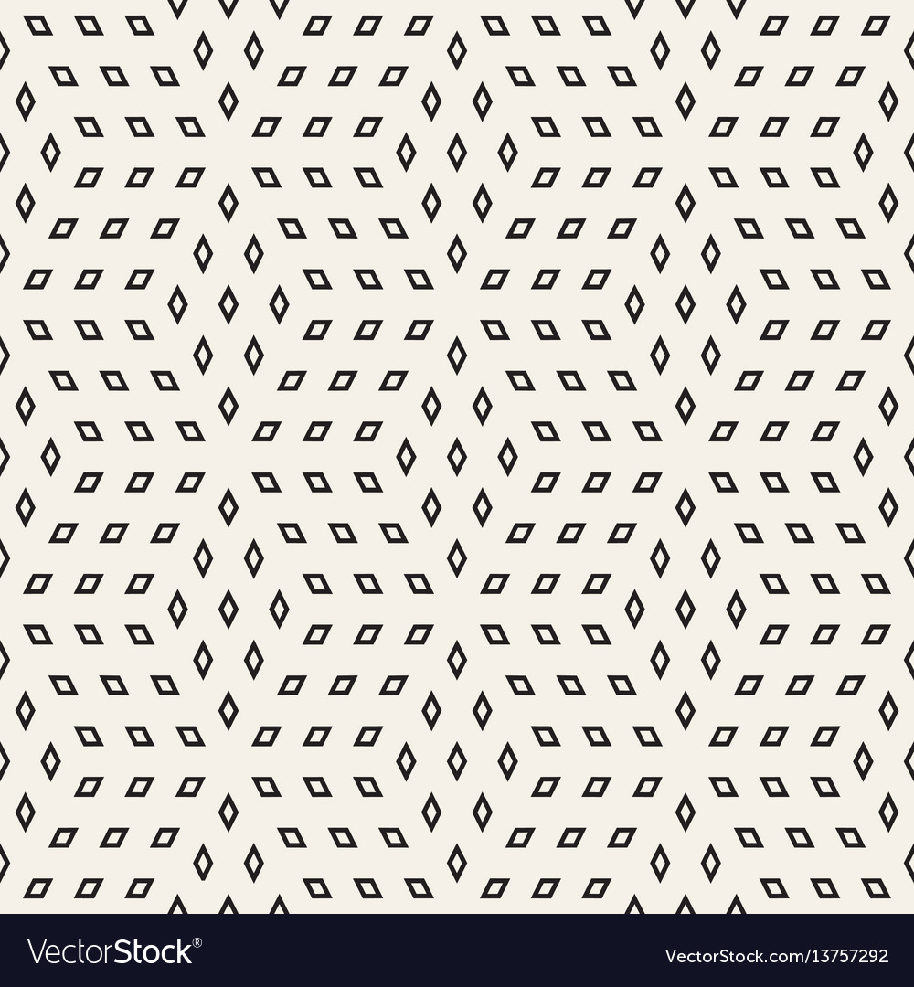 Cubic grid tiling endless stylish texture