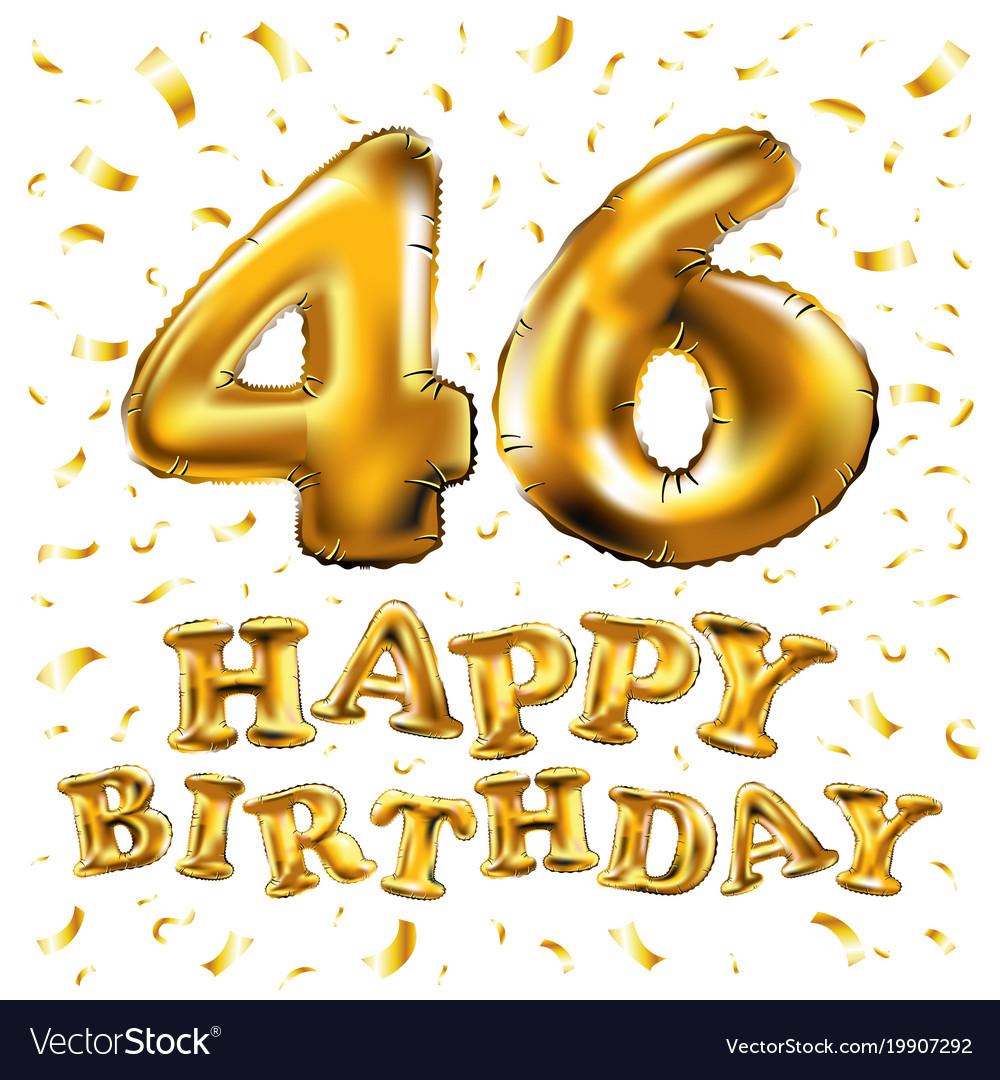 Открытка на день рождения мужчине 46 лет, открытки для