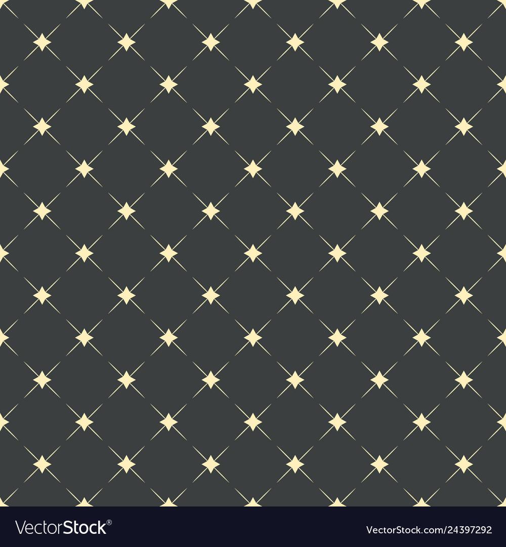 Seamless pattern fashion geometric background