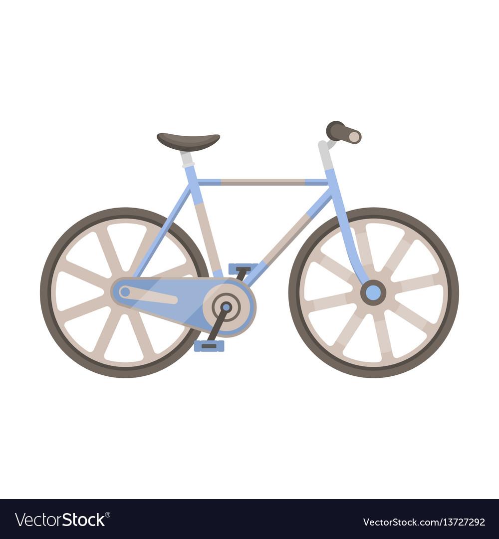 Sport bike racing on the track speed bike with
