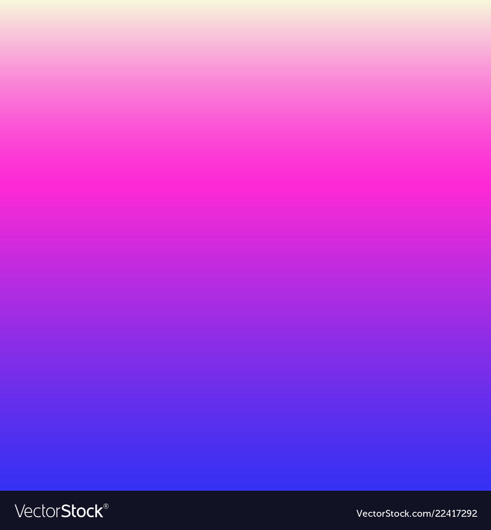Trendy gradient screen gradient cover with