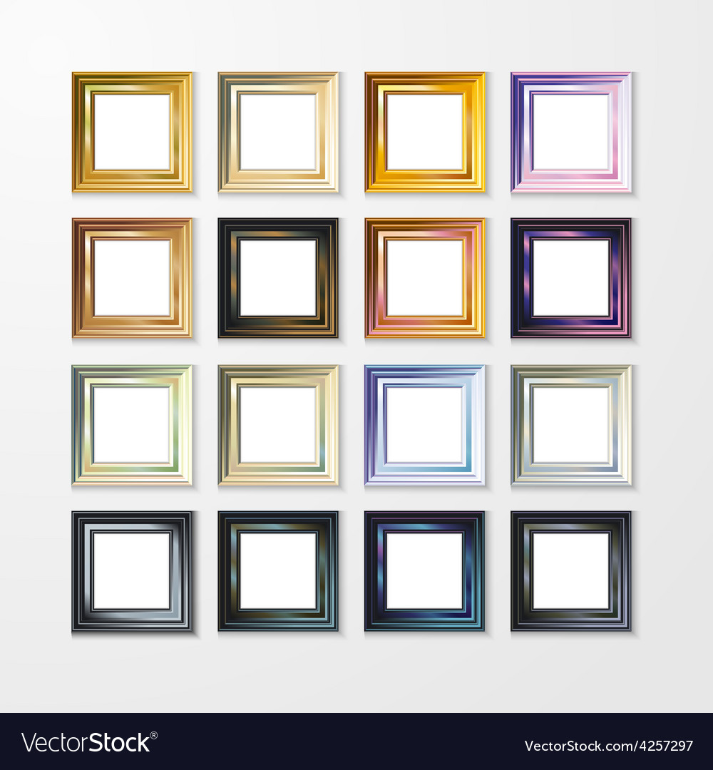 Picture frame design image text