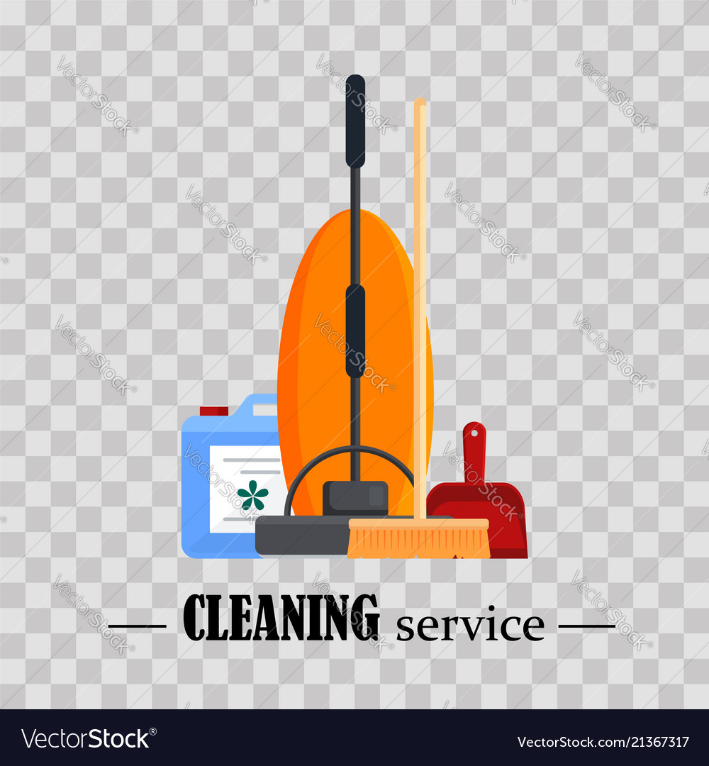 Cleaning service set house cleaning tools with