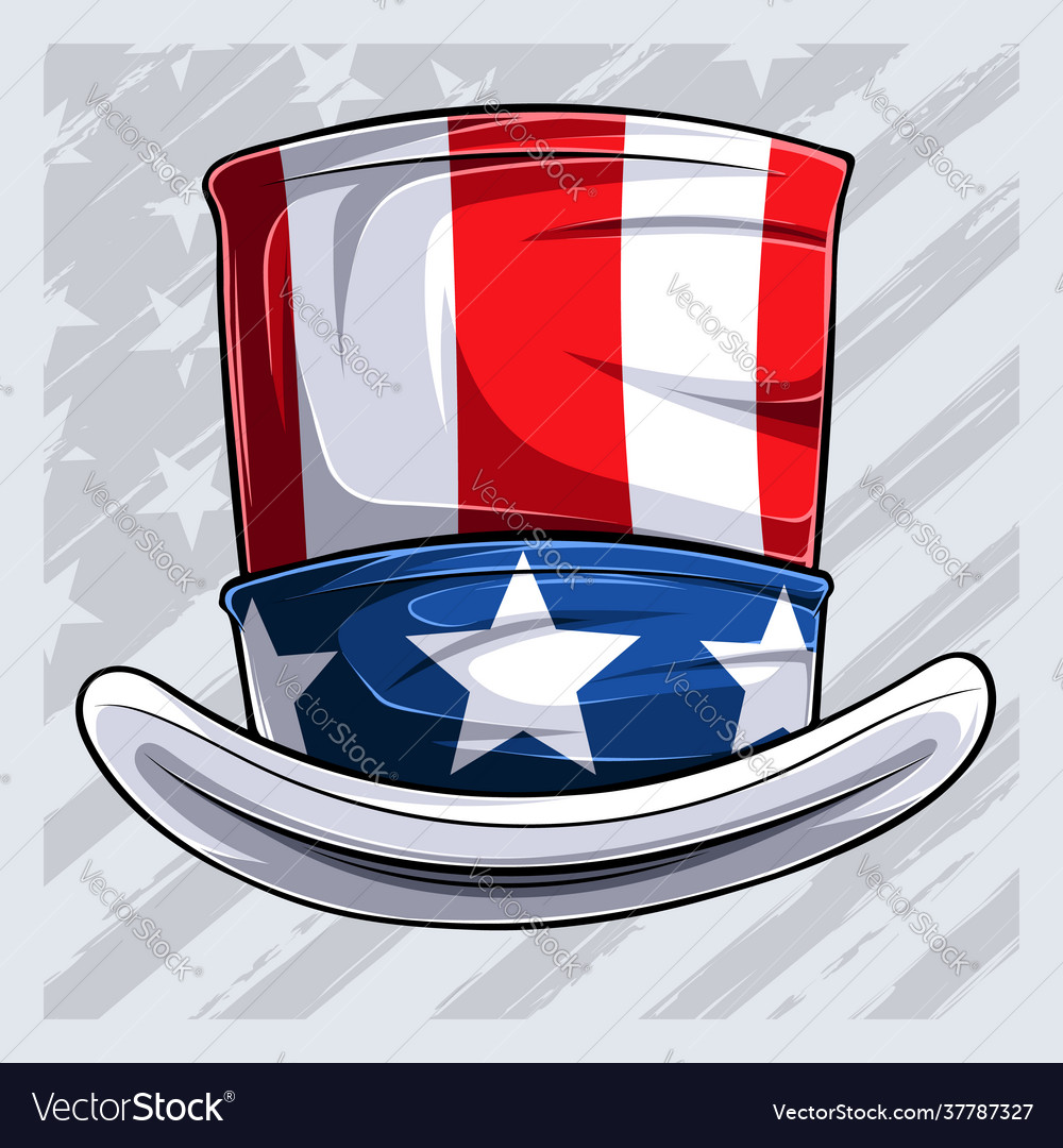 4th july uncle sam hat independence day hat