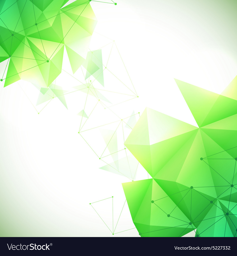 Abstract Geometric Background Royalty Free Vector Image