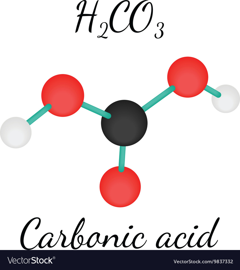 Resultado de imagen para H2CO3