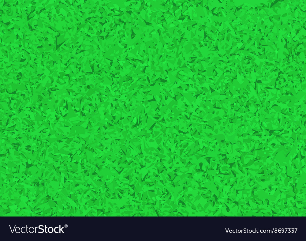 Artistic Grass Field Top View Background