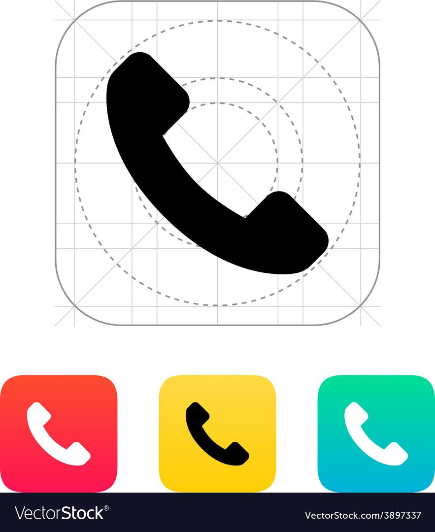 Call answer icon