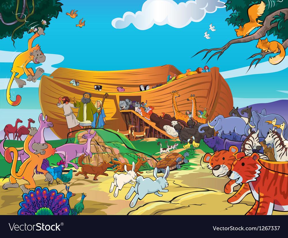 Noah ship