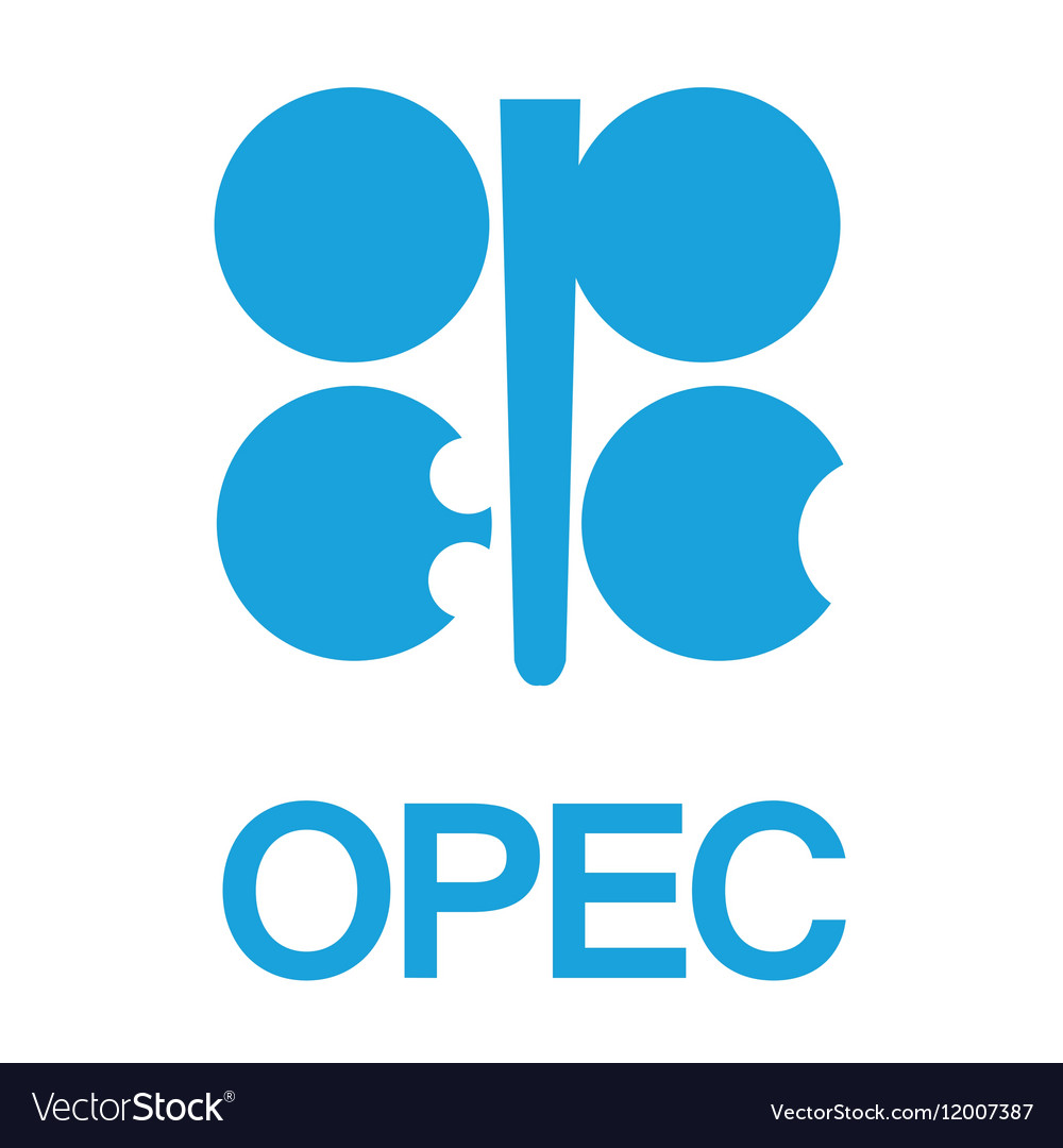 OPEC logo vector image
