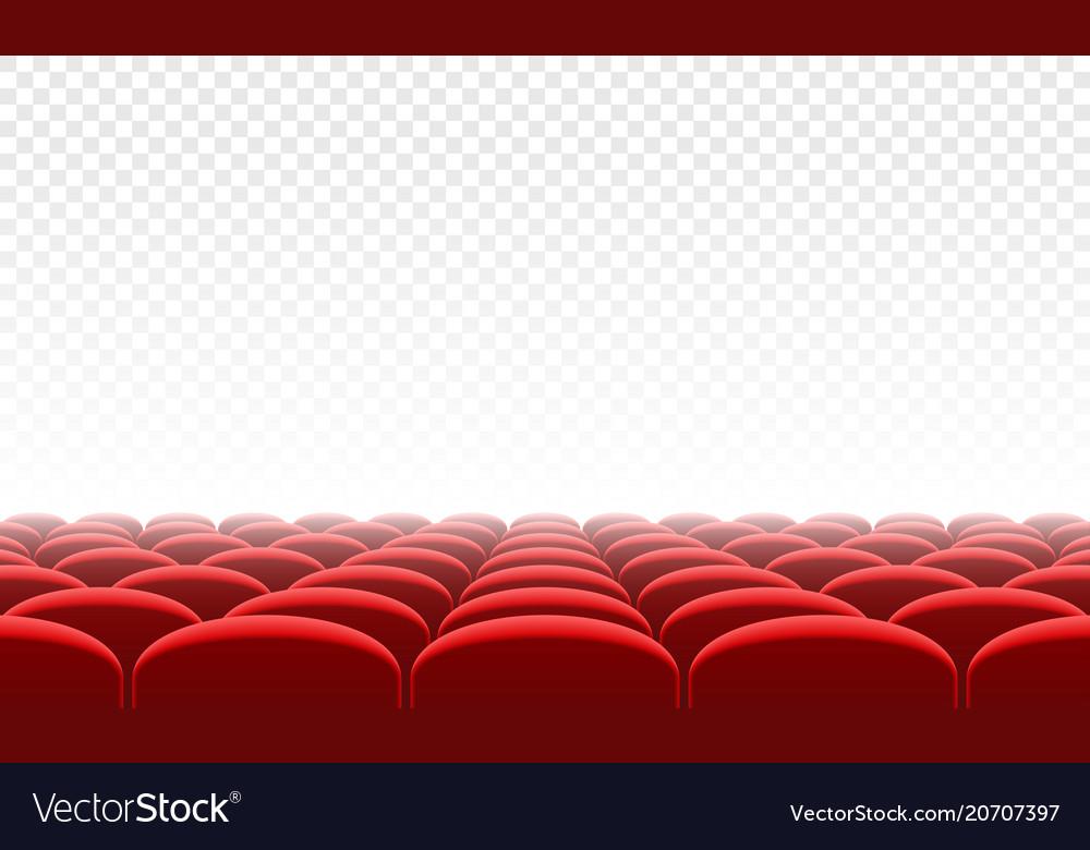 Movie citema seat hall interior background