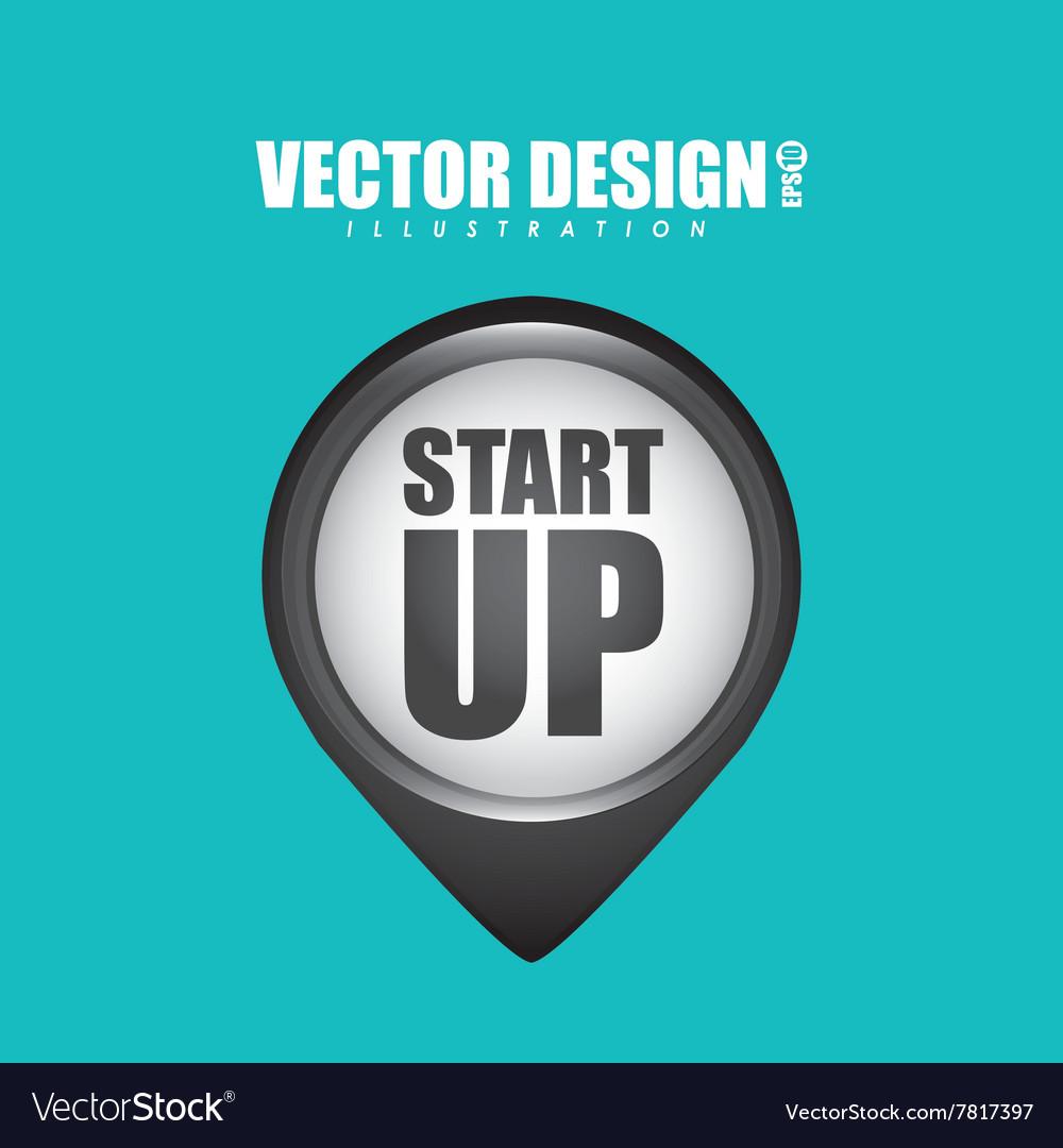 Start-up icon design