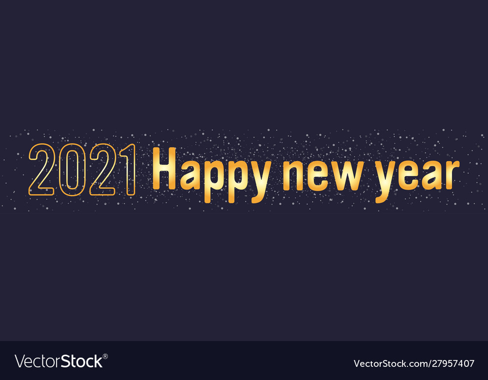 2021 happy new year merry christmas holiday vector image vectorstock