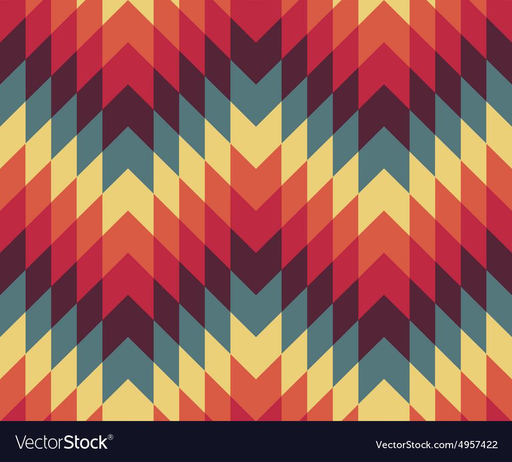 Rhombus seamless pattern