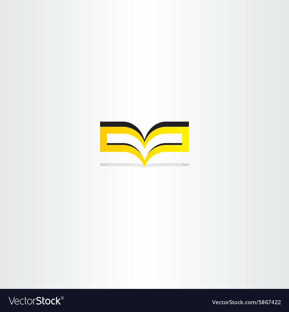 Yellow book logo icon