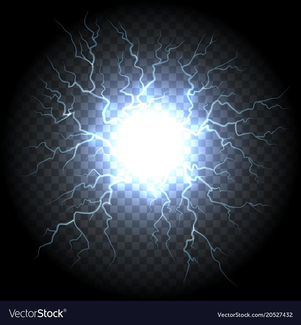 Electric ball lightning