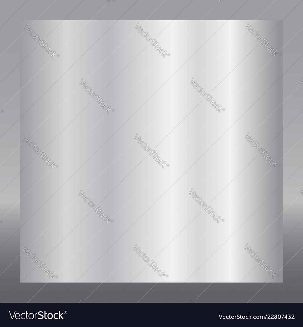 Silver texture gradient background