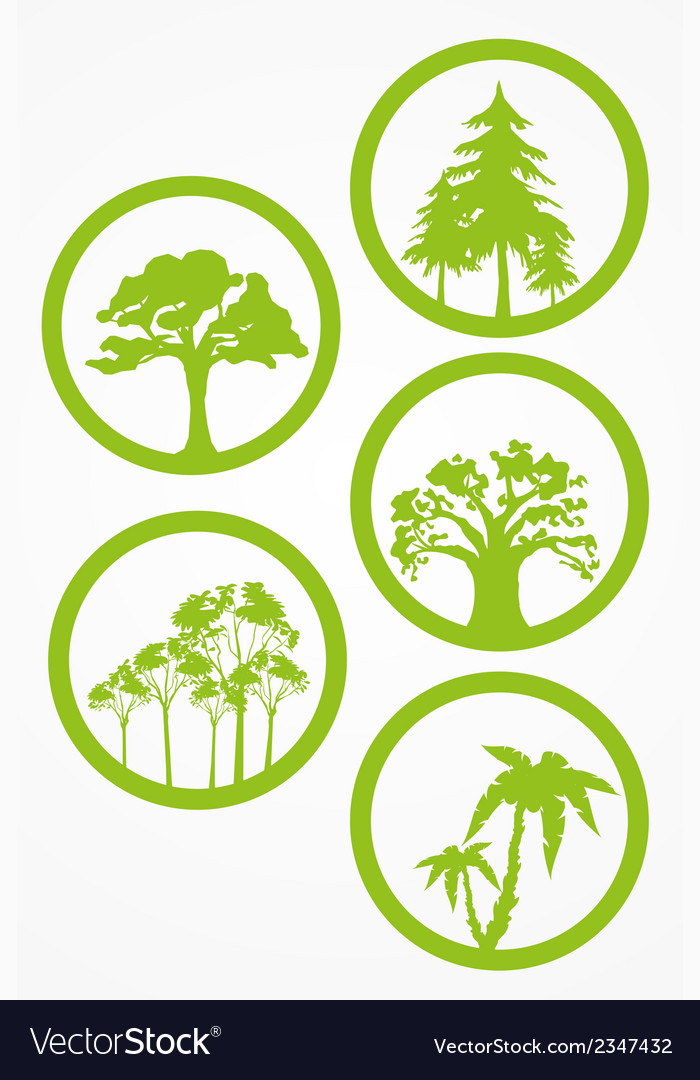 Trees - set