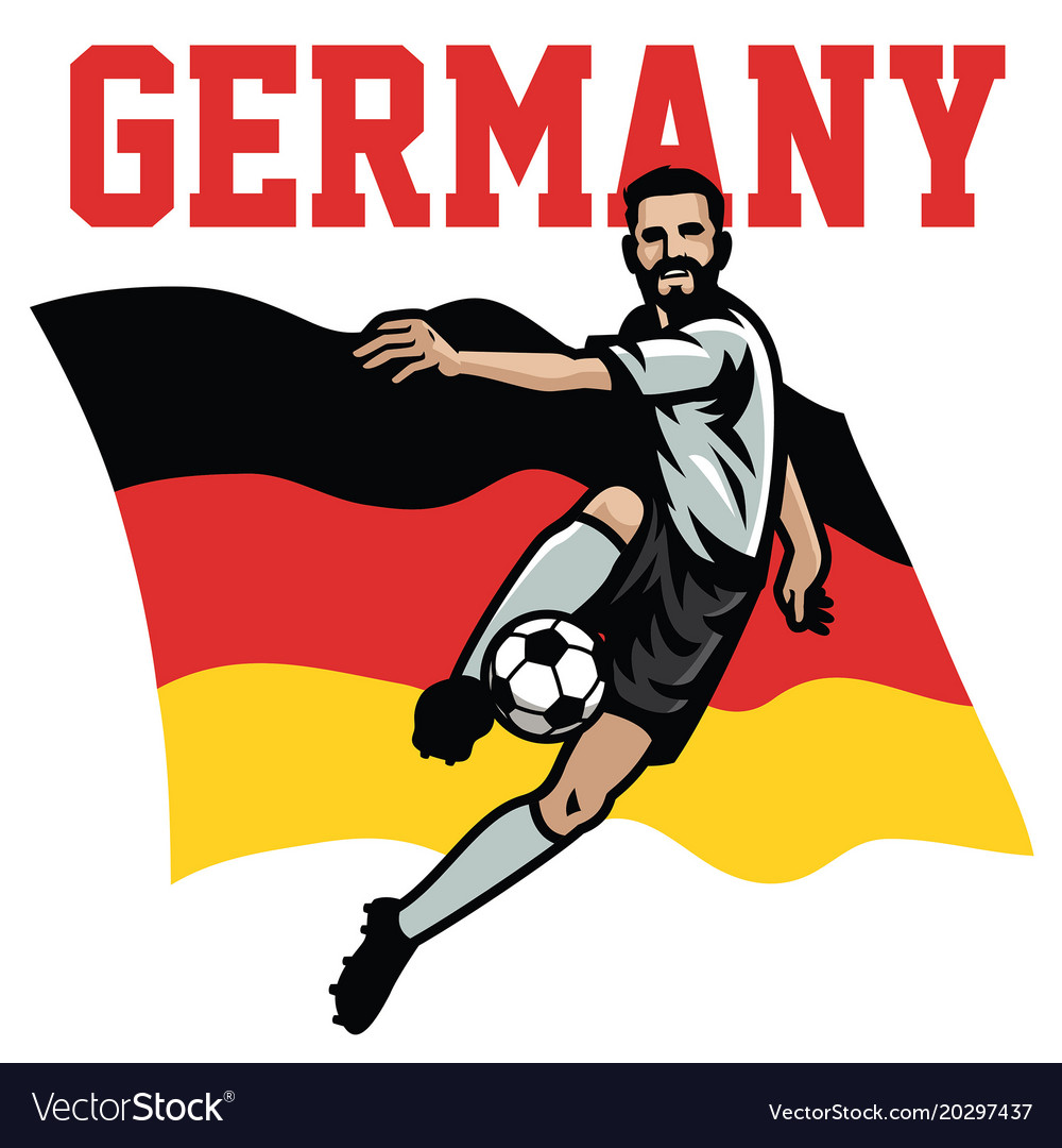 Soccer player of germany