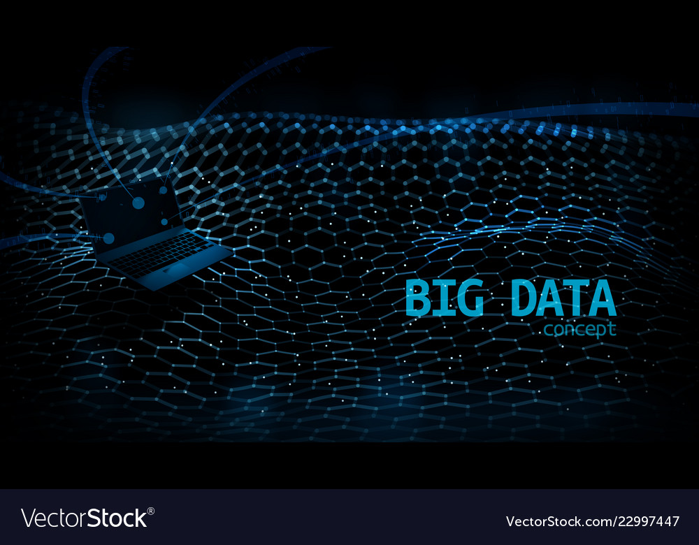 Big data or software programming for web concept